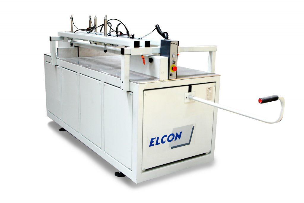 Seccionadora horizontal Elcon modelo 1600 DSX-H