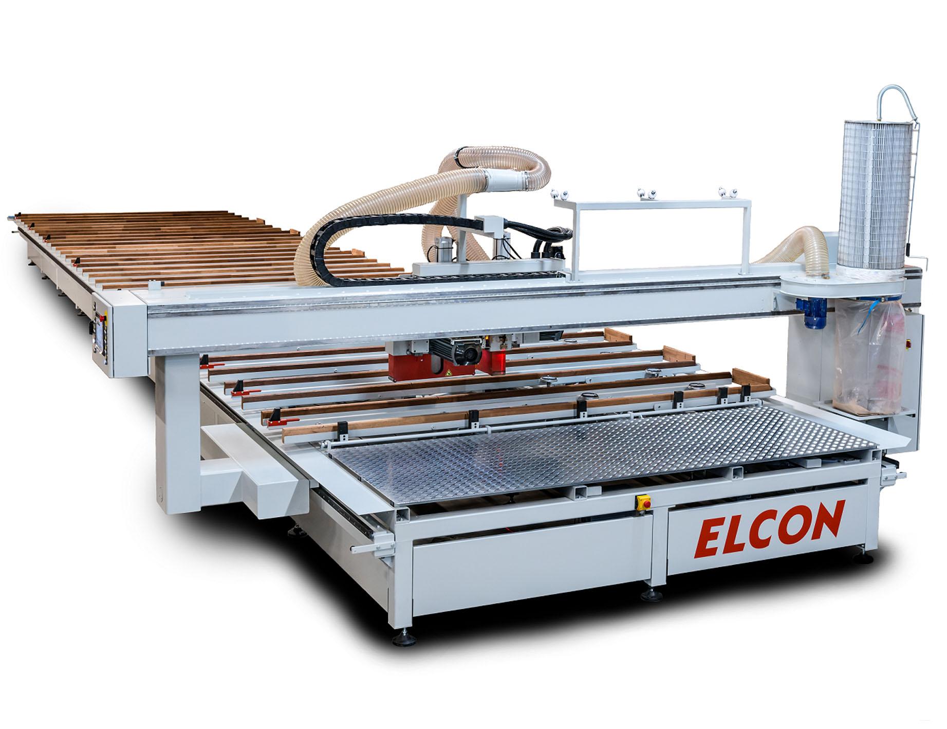 Maquina horizontal modelo SUPRA de ELCON